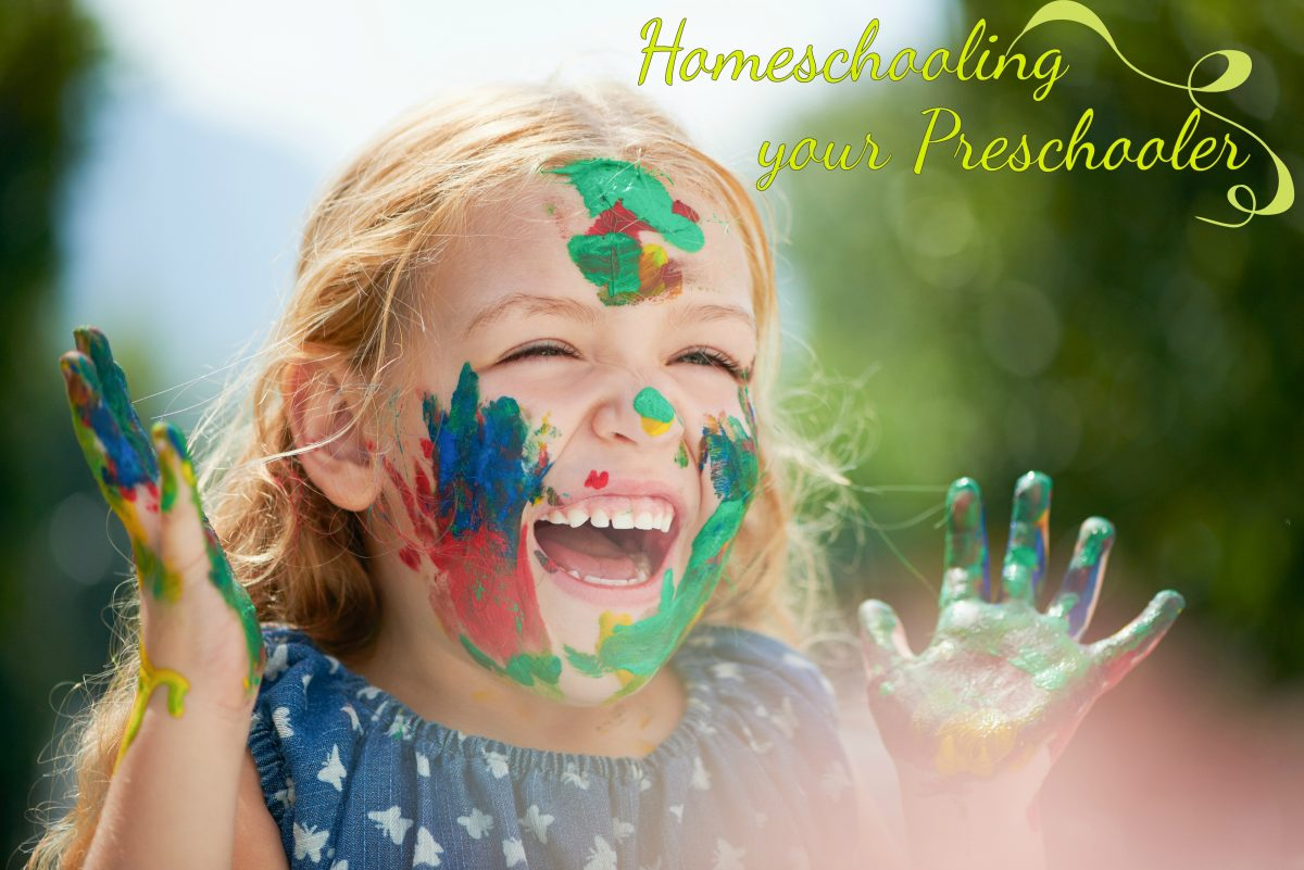 Homeschooling Your Preschooler: an entirely doable task
