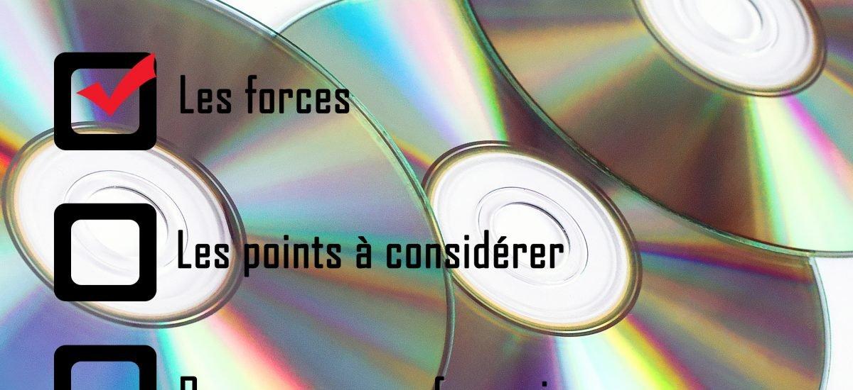 Les DVD et les vidéos