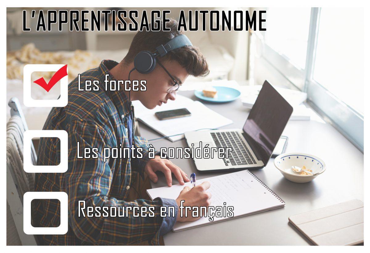 L'apprentissage autonome
