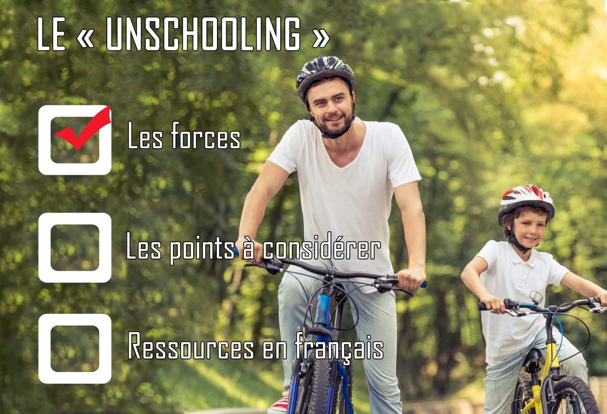 Le « unschooling »