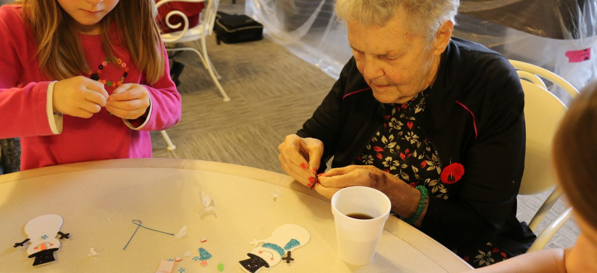 Homeschoolers Showcase Talent, Bridge Generational Gap